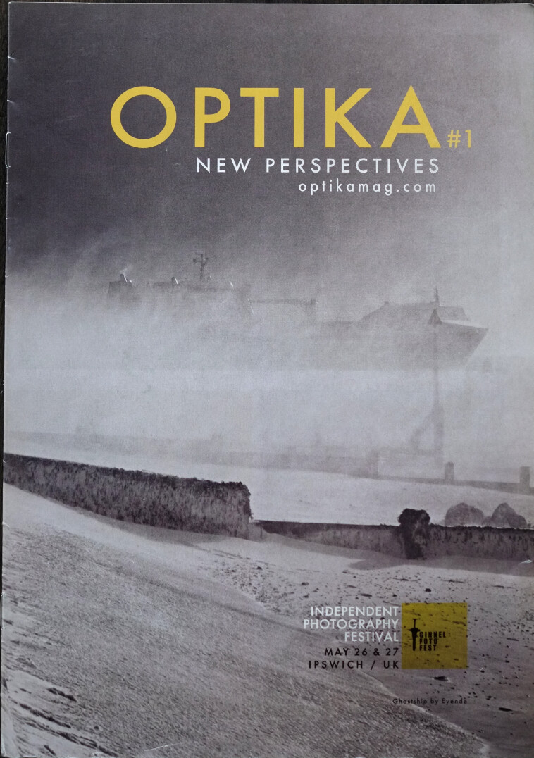 OPTIKA #1 New Perspectives Magazine