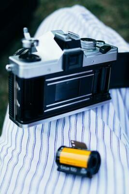 35mm film processing in caffenol