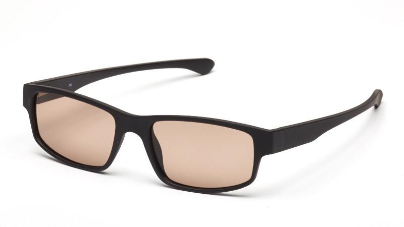 """Очки для водителя """"солнце"""" AS105 черный"""