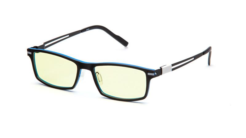 Очки для компьютера AF070 черно-синий