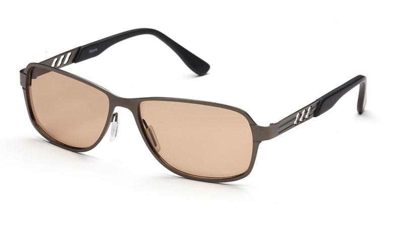 "Очки для водителя ""солнце"" AS070 темно-серый"