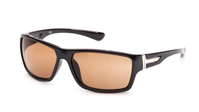 """Очки для водителя """"солнце"""" AS106 черный"""