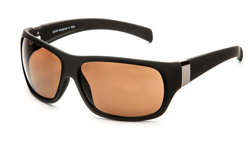 """Очки для водителя """"солнце"""" AS035 черный"""