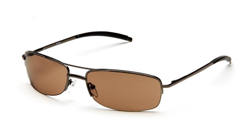 "Очки для водителя ""солнце"" AS015 темно-серый"