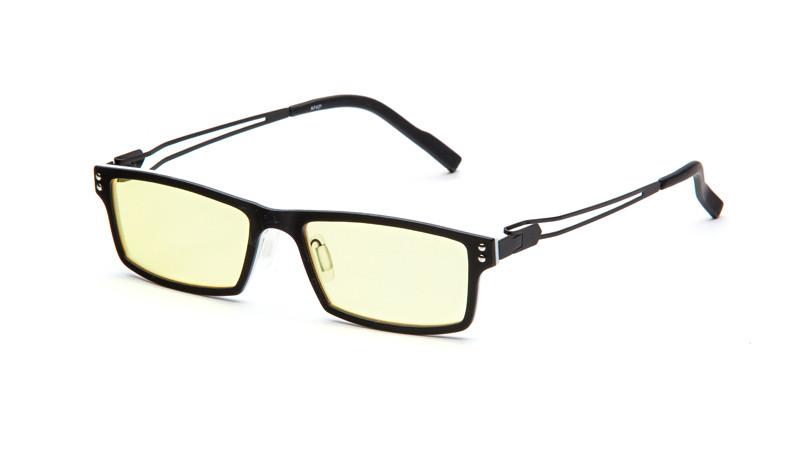 Очки для компьютера AF071 черно-белый