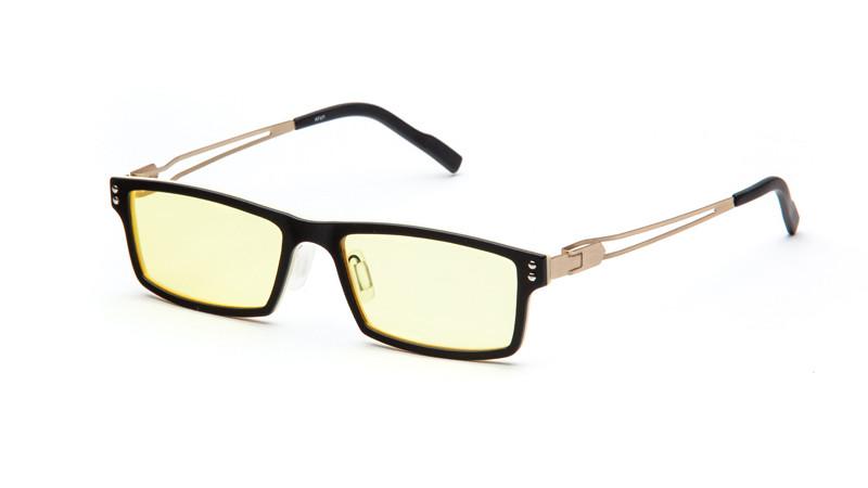 Очки для компьютера AF071 черно-кремовый