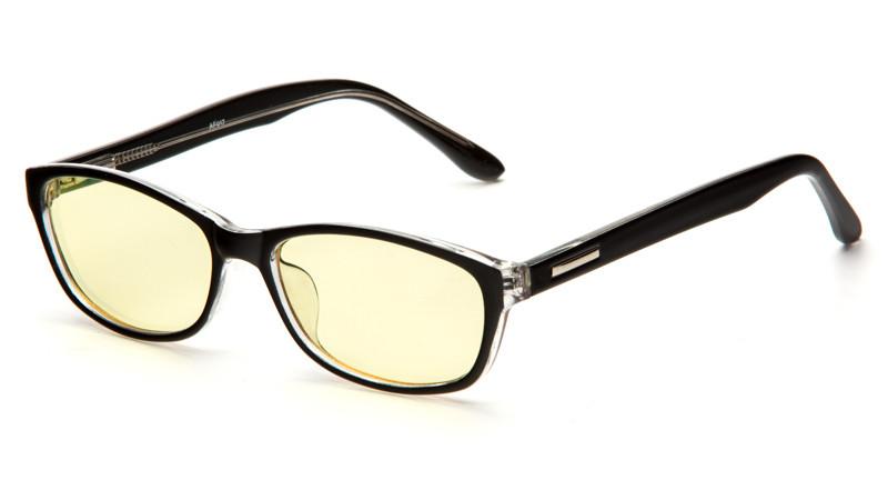Очки для компьютера AF017  черно-прозрачный