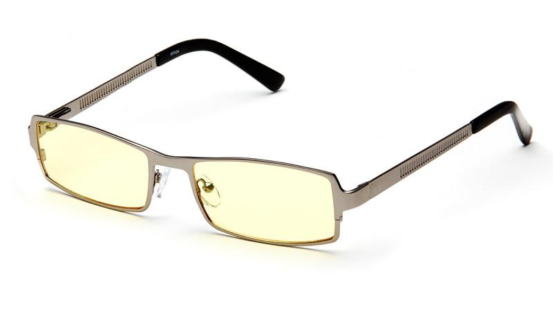 Очки для компьютера AF034 серебро