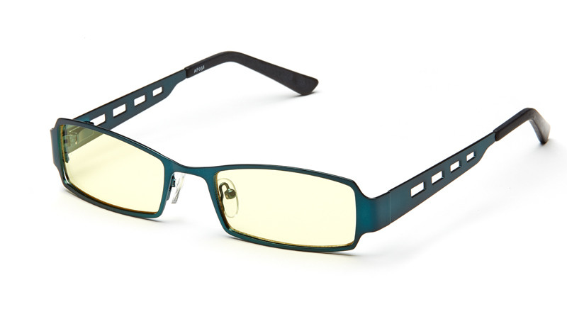 Очки для компьютера AF032 темно-бирюзовый