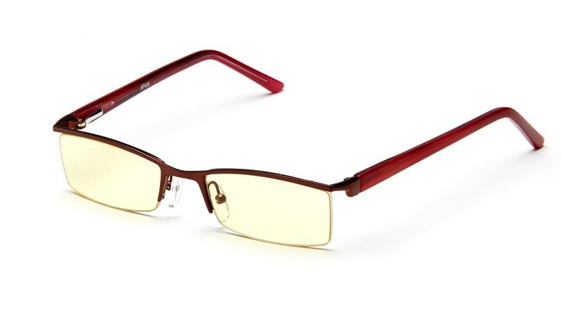 Очки для компьютера AF035 коричневый