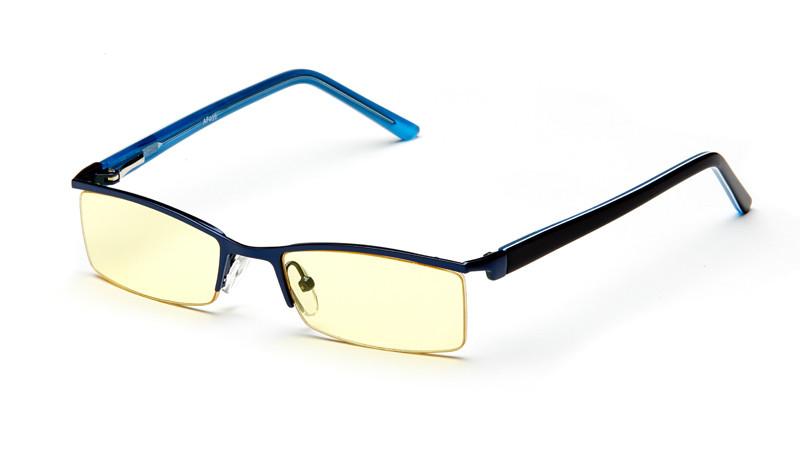 Очки для компьютера AF035 синий