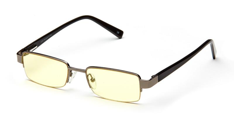 Очки для компьютера AF023 темно-серый