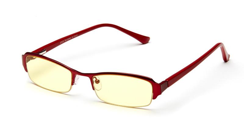 Очки для компьютера AF039 красный
