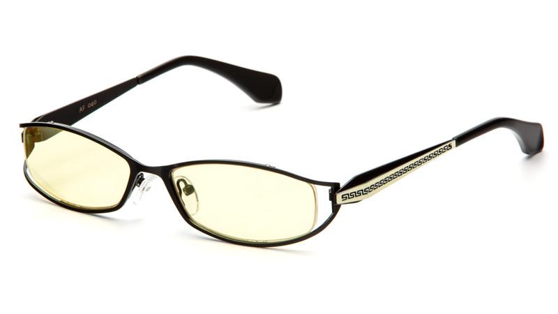 Очки для компьютера AF040 черно-белый