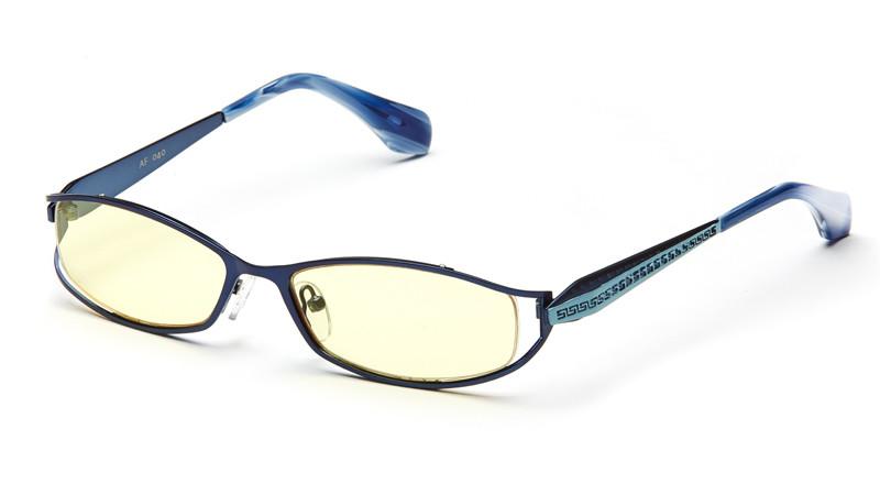 Очки для компьютера AF040 синий