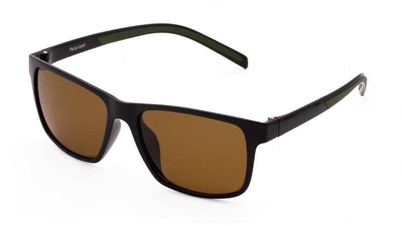 Солнцезащитные поляризационные очки POLARMASTER, PL04 L1 черный хаки
