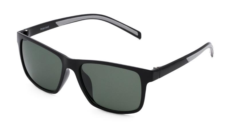 Солнцезащитные поляризационные очки POLARMASTER, PL04 L3 черно-серый