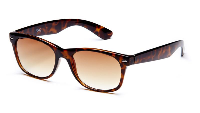 Солнцезащитные очки градиент AS039 черепаховый