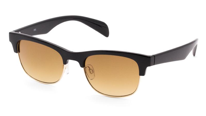 Солнцезащитные очки градиент AS110 черный / золото