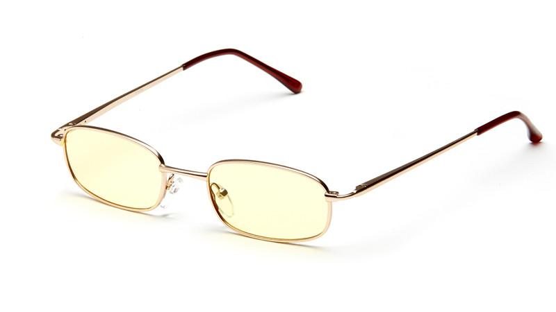 Очки для компьютера AF009 золото