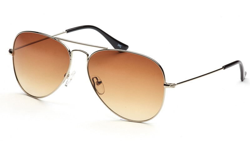 Солнцезащитные очки градиент AS056 серебро
