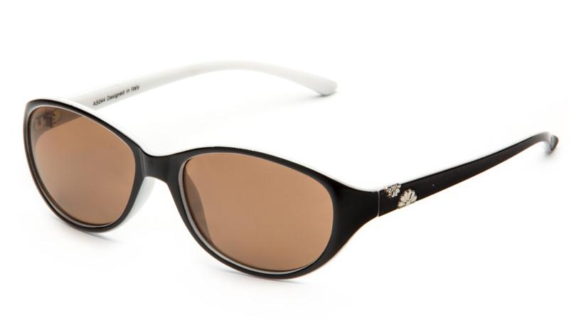 Солнцезащитные очки AS044 черно-белый