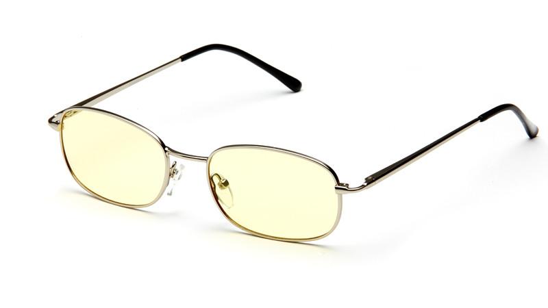 Очки для компьютера AF010 серебро
