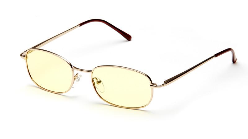 Очки для компьютера AF010 золото