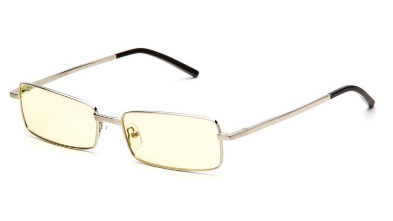 Очки для компьютера AF025 серебро