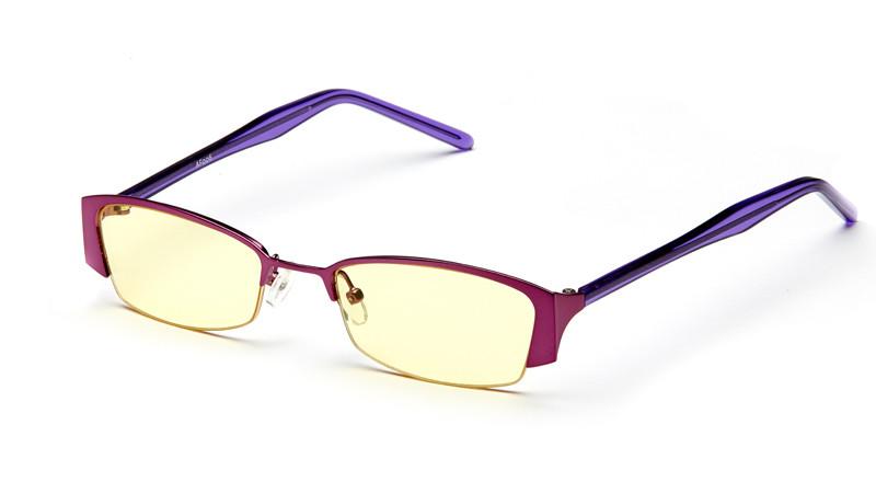 Очки для компьютера AF006 фиолетовый