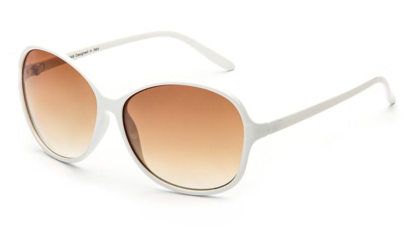 Солнцезащитные очки градиент AS048 белый