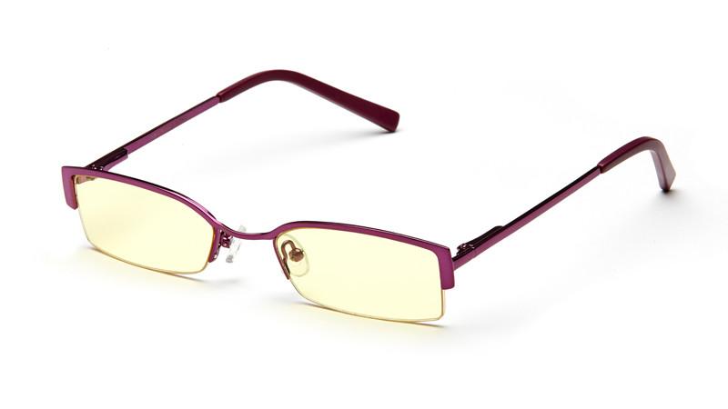 Очки для компьютера AF014 фиолетовый