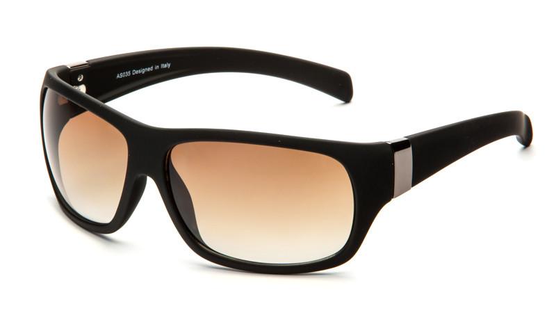 Солнцезащитные очки градиент AS035 черный