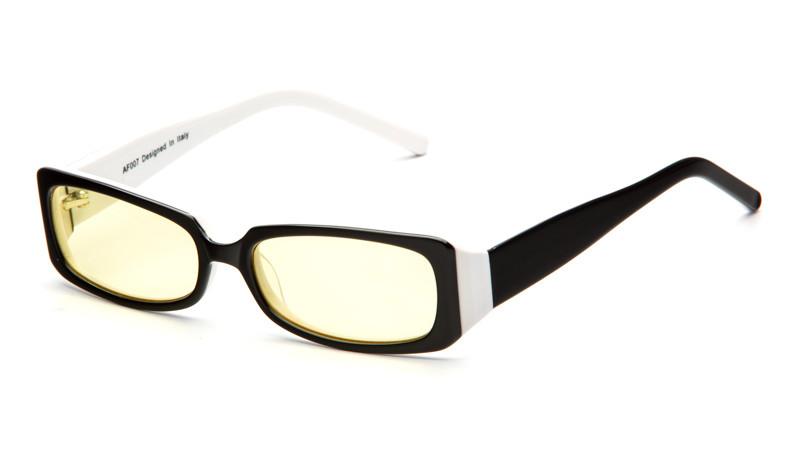 Очки для компьютера AF007 черно-белый