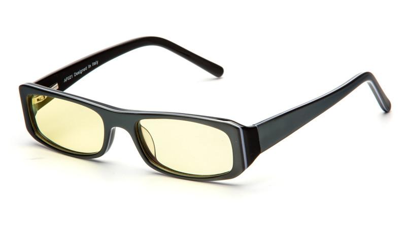 Очки для компьютера AF021 серо-черный
