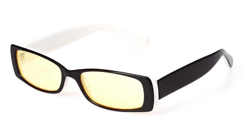 Очки для компьютера AF008 черно-белый