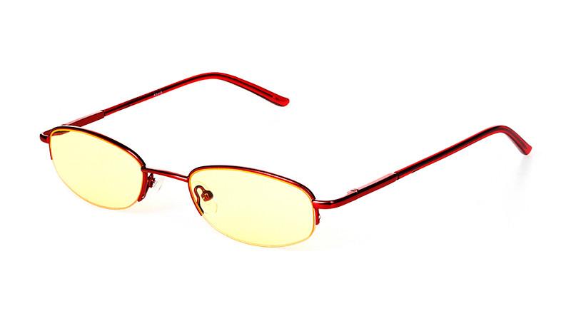 Очки для компьютера AF018 красный