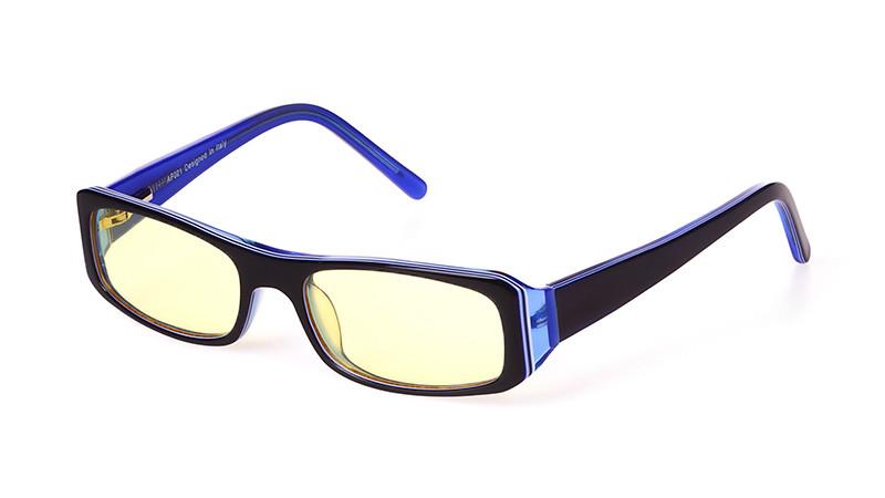 Очки для компьютера AF021 синий
