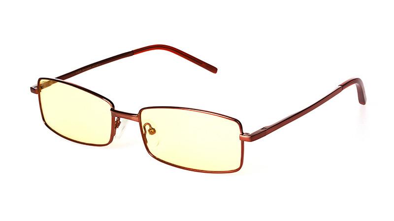 Очки для компьютера AF025 коричневый
