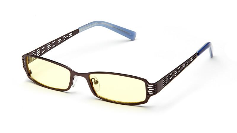 Очки для компьютера AF033 темно-серый
