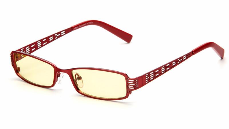 Очки для компьютера AF033 красный