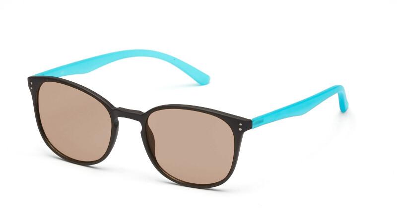 Солнцезащитные очки AS155 черно-бирюзовый