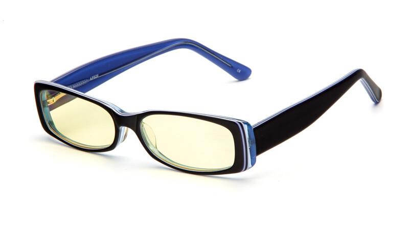 Очки для компьютера AF020 синий