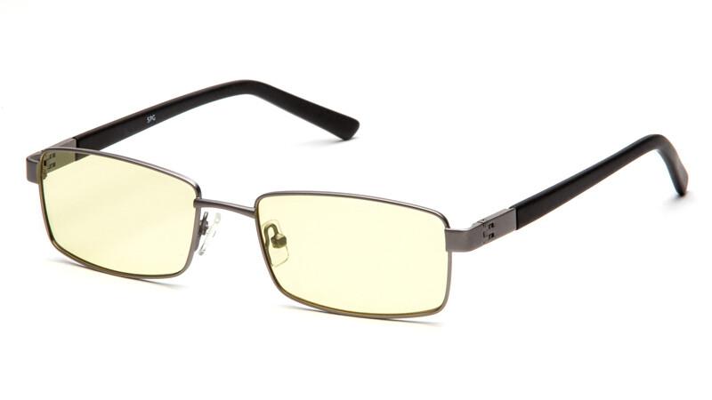Очки для компьютера AF011 серебро