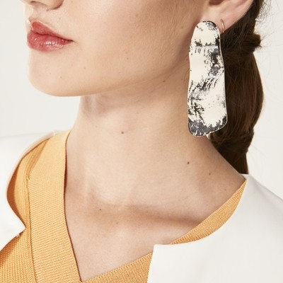 Flash Wavy Earrings