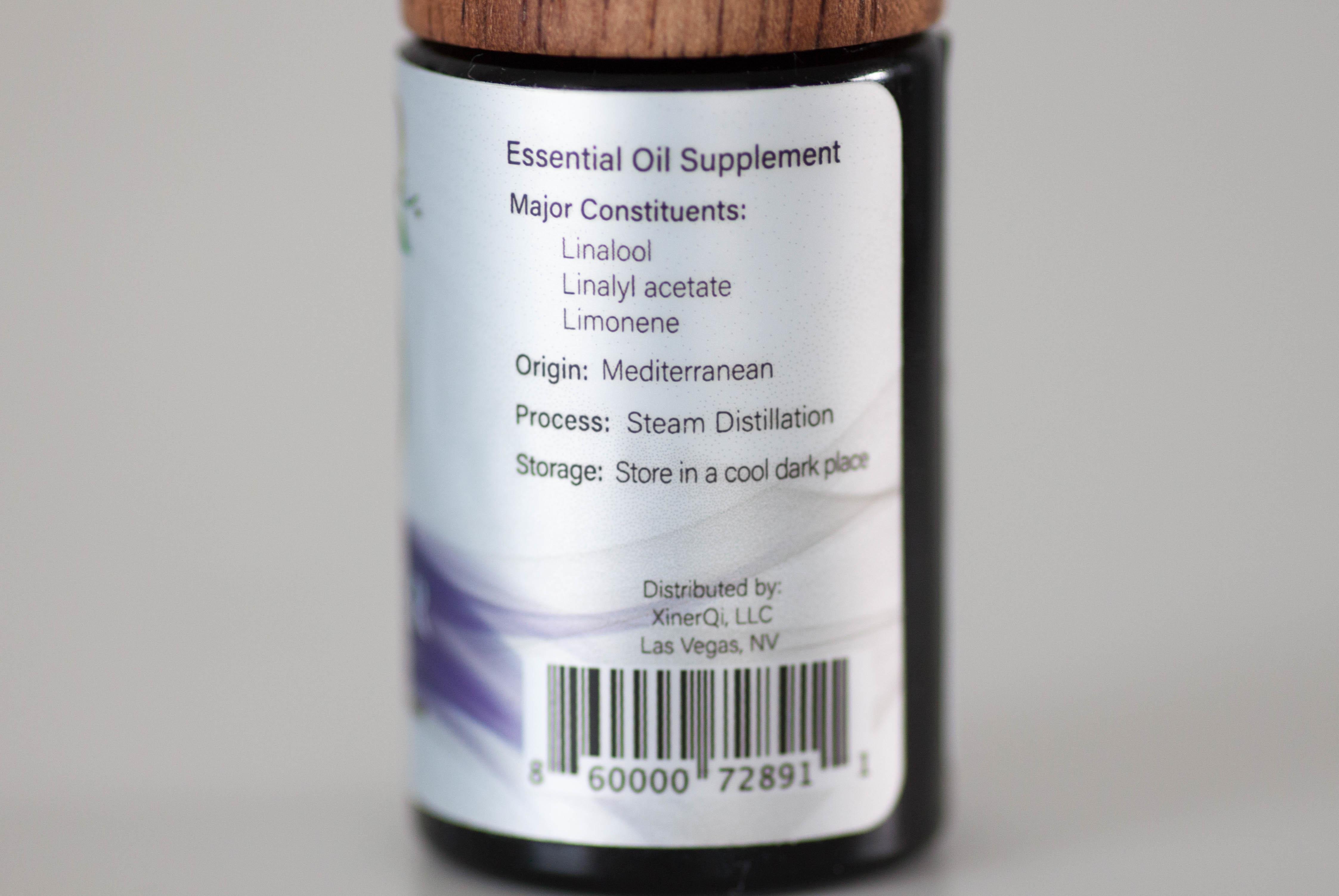 Organic Lavender Essential Oil [Professional Grade]