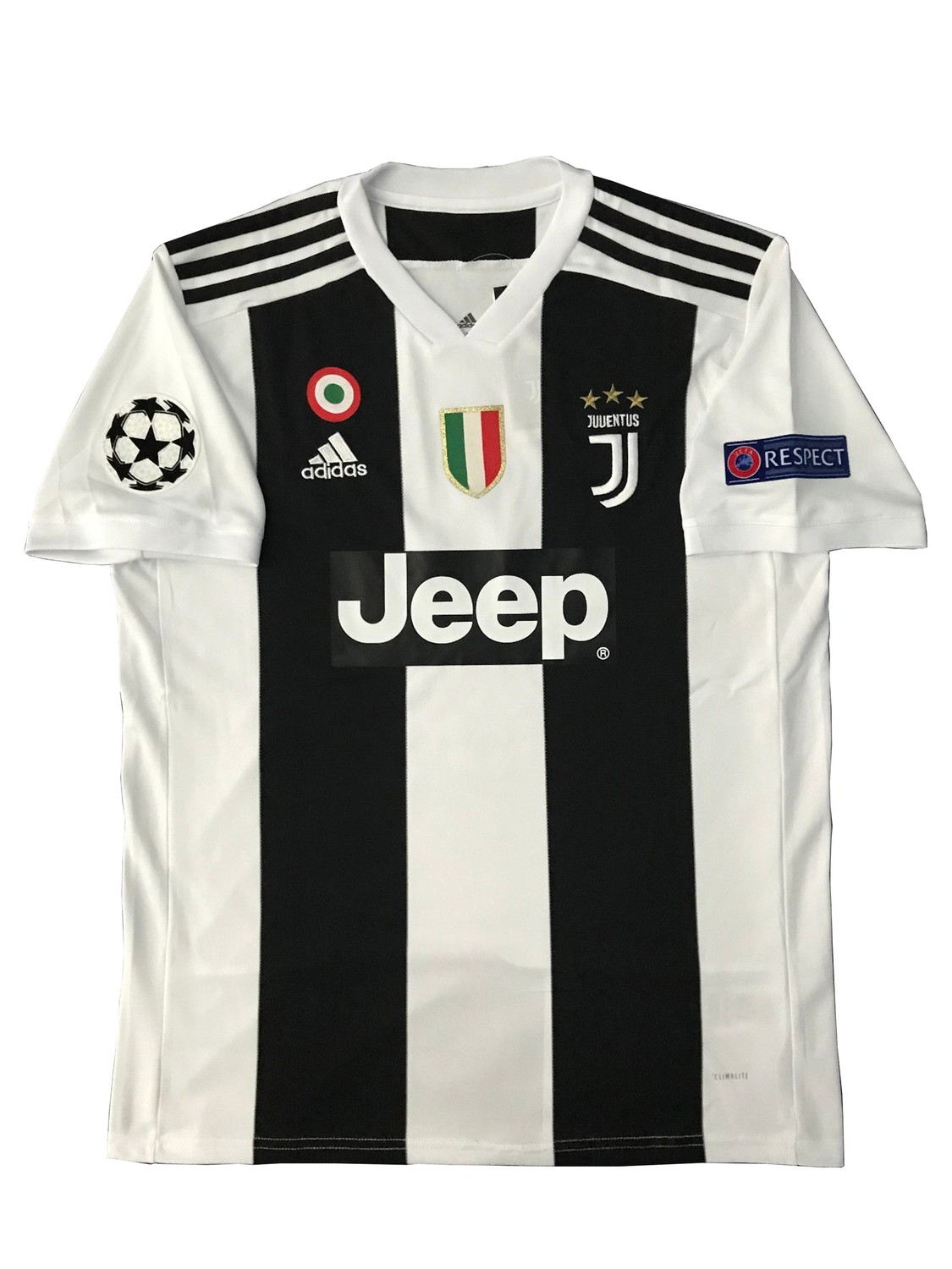 best website a05e2 a6da1 Cristiano Ronaldo Juventus Home Jersey Men 2018/2019