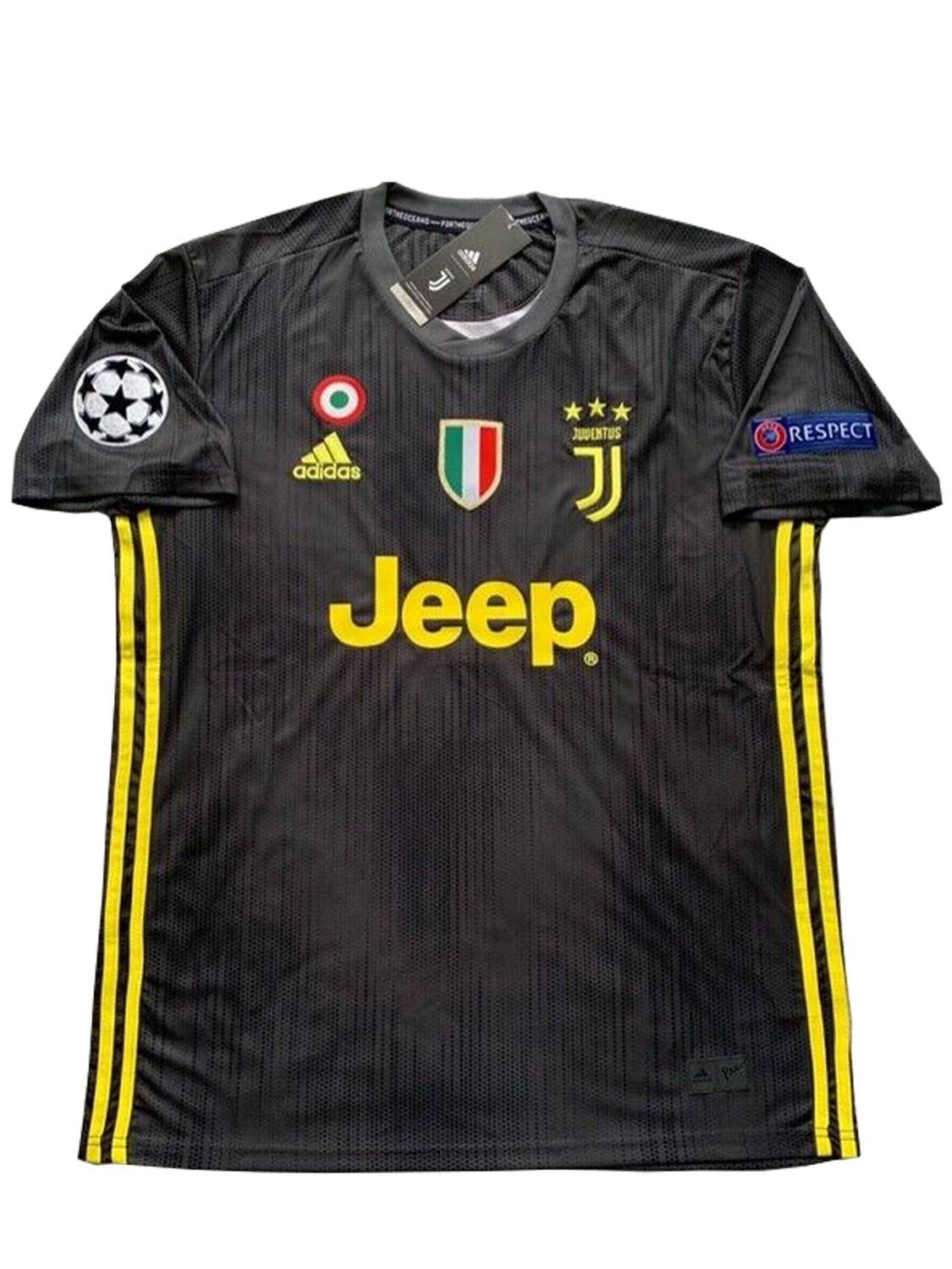best website 00da5 20a8a Cristiano Ronaldo Juventus Home Jersey Men 2018/2019