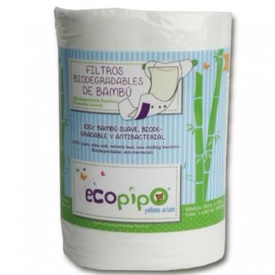 Ecopipo Papel Bambú