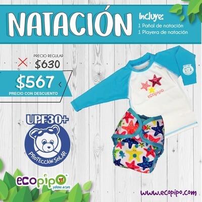 Ecopipo Natación Pack